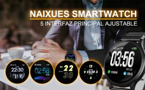 Naixues Smartwatch IP67